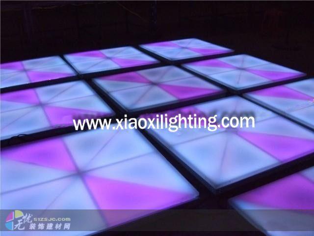 led地板砖 小溪光电作品 家居设计图库 效果图,实景图,样板